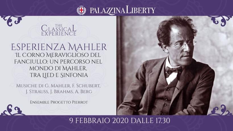 Esperienza Mahler: l'Ensemble Progetto Pierrot in concerto a Milano