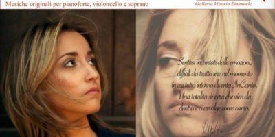 """Rita Ciancio live alla Feltrinelli di Piazza Duomo con il nuovo album """"InCanto"""""""