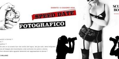 Sabato 13 giugno: Speed date fotografico a Milano