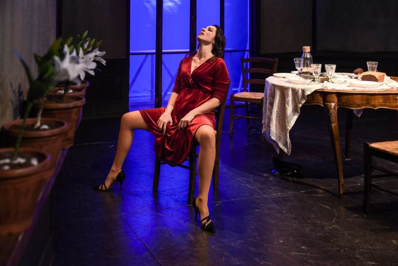 cosa fare domenica 23 febbraio a Milano: L'uomo, la bestia e la virtù al Teatro Fontana