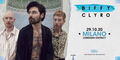 Concerti a Milano: Biffy Clyro live al Lorenzini District. Prevendite biglietti su Ticketone dal 20 marzo