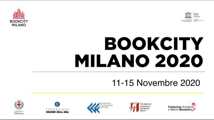 BookCity Milano 2020: dall'11 al 15 novembre la grande festa partecipata dei libri, degli autori, dei lettori e dell'editoria