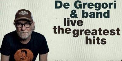 Concerti a Milano: martedì 10 marzo Francesco De Gregori & Band live all'Alcatraz