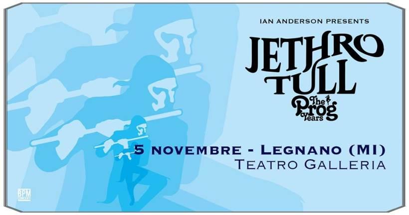 Coronavirus, concerti rinviati: nuova data per il live dei Jethro Tull a Legnano
