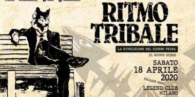 concerti a Milano: Ritmo Tribale release show al Legend Club