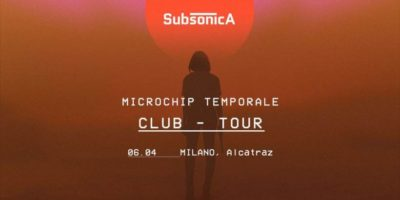 Subsonica Microchip Temporale Club Tour: nuove date a Milano