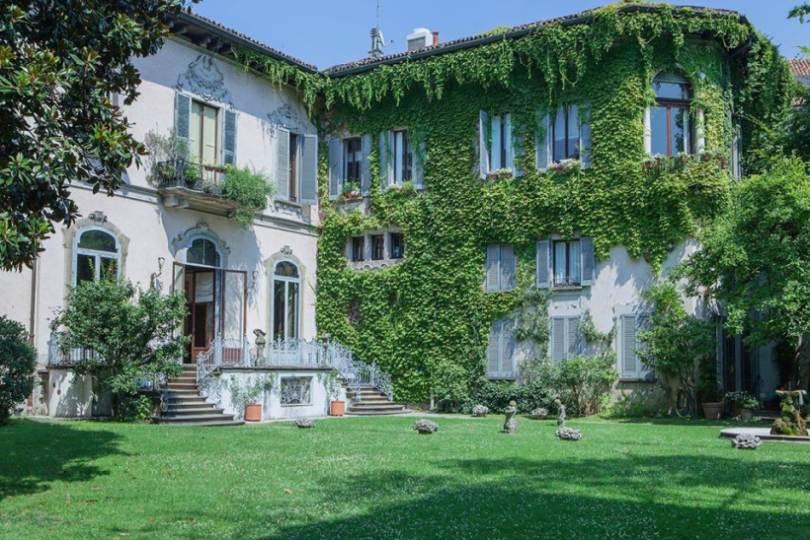 cosa vedere a Milano: visita la Vigna di Leonardo e Casa Atellani
