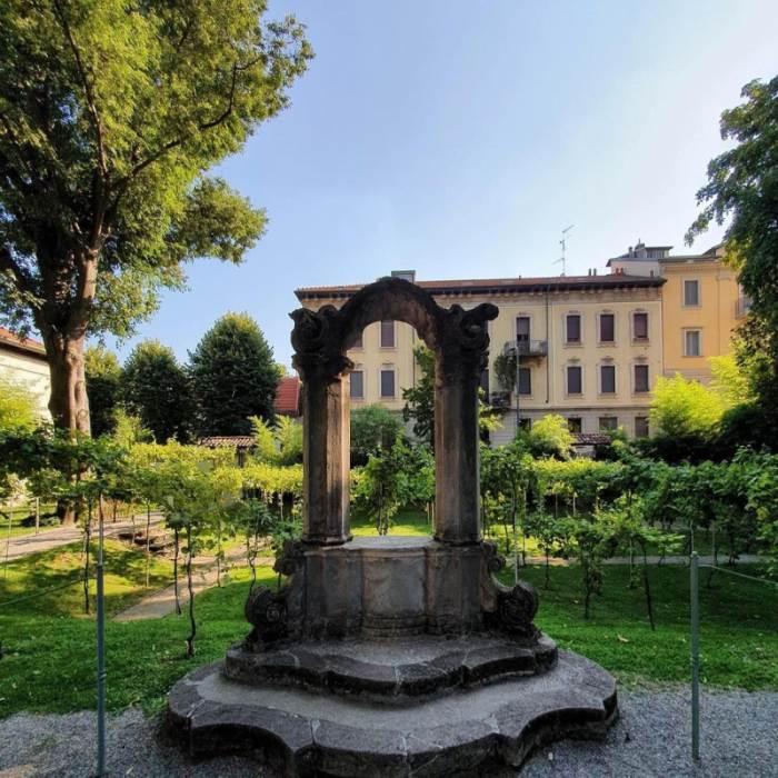 Il 2 giugno è aperta al pubblico la Vigna di Leonardo