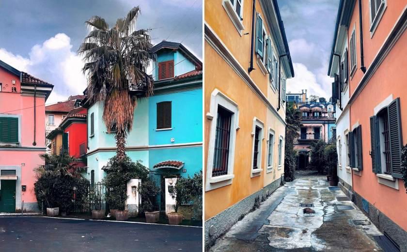 cosa fare domenica 28 giugno a Milano: visita il Villaggio Operaio di via Lincoln