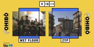 Coronavirus, concerti rinviati a Milano: nuova data per il Wet Floor release show al Circolo Ohibò