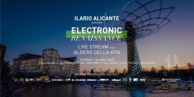 Electronic Renaissance: come seguire in diretta streaming il dj set all'Albero della Vita