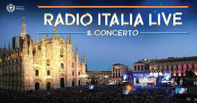 Eventi rinviati a Milano: rimandato a data da destinarsi Radio Italia Live - Il concerto in piazza Duomo