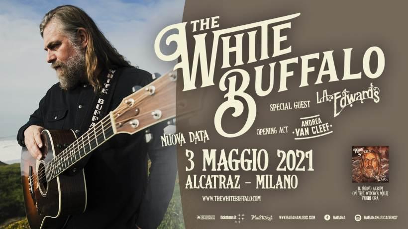 The White Buffalo in concerto all'Alcatraz di Milano: scopri la nuova data del live