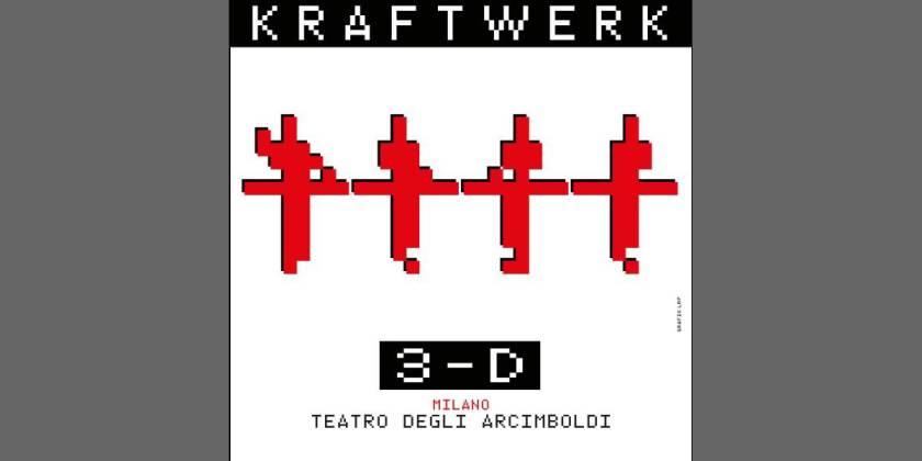 Kraftwerk 3-D CONCERT a Milano: live rinviati al 2021 per l'emergenza Covid-19