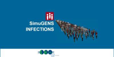 Webinar gratuito di presentazione di Simugens Infections, il software per la simulazione delle infezioni in aree circoscritte