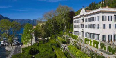Villa Carlotta (Lago di Como) riapre i suoi cancelli ai visitatori venerdì 22 maggio