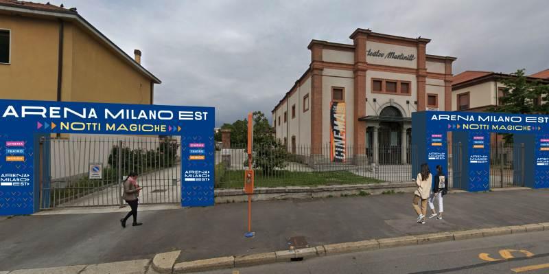 cosa fare venerdì 3 luglio a Milano: Arena Milano Est film Fellini
