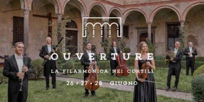 Milano, concerti gratuiti al tramonto: la Filarmonica della Scala suona nei cortili