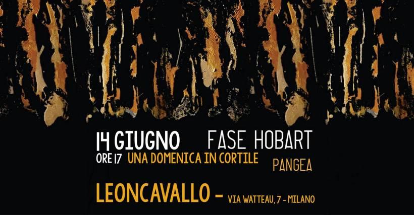 cosa fare a Milano domenica 14 giugno: Fase Hobart al Leoncavallo
