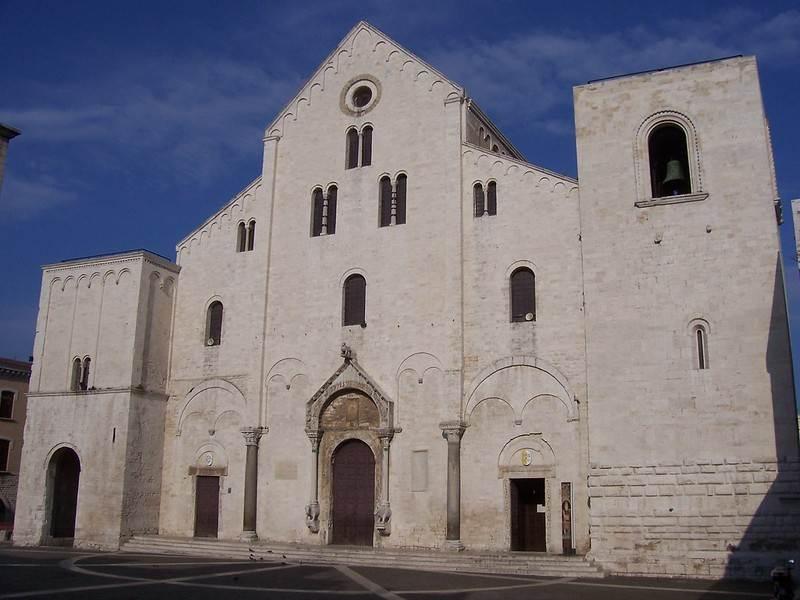 Tour digitale Puglia - Basilica di San Nicola