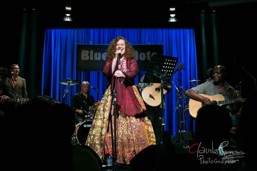 Sarah Jane Morris in concerto al Blue Note Milano