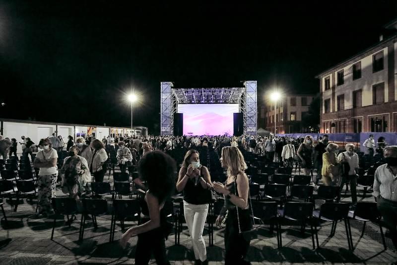 ferragosto proiezioni cinematografiche Arena Milano Est