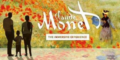 Claude Monet the immersive experience - Biglietti e orari apertura della mostra a Milano