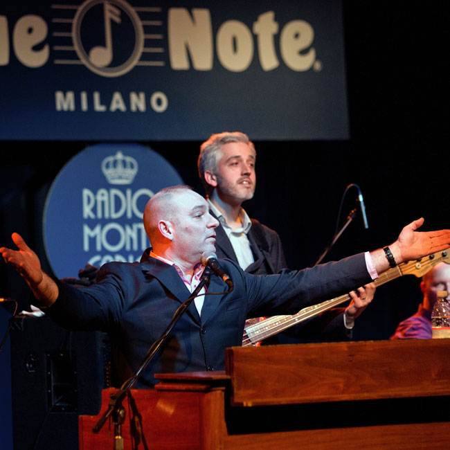 Il James Taylor Quartet live al Blue Note Milano