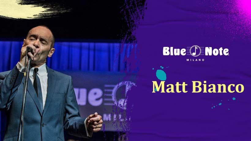 Matt Bianco live al Blue Note di Milano