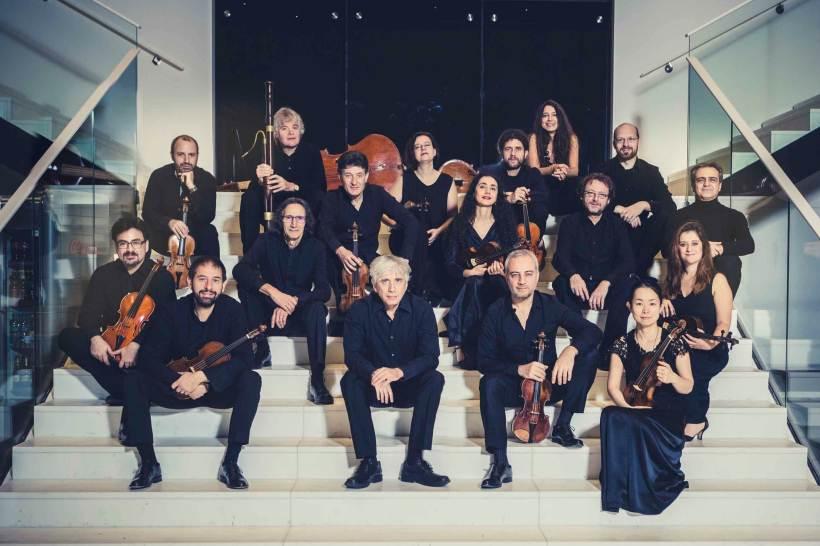 14 settembre: concerto dell'ensemble di strumenti storici Il Giardino Armonico per MITO SettembreMusica