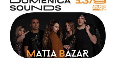 concerti a Milano di domenica 13 settembre: Matia Bazar live al Teatro Martinitt