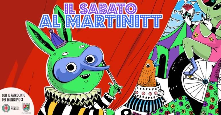 cosa fare sabato 3 ottobre a Milano: eventi al Teatro Martinitt