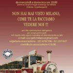 Scopri Milano... in lentezza! L'Associazione Culturale I Gelsi Milano organizza un giro panoramico della città con trenino