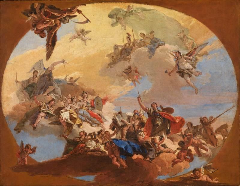 Mostra Giambattista Tiepolo a Milano
