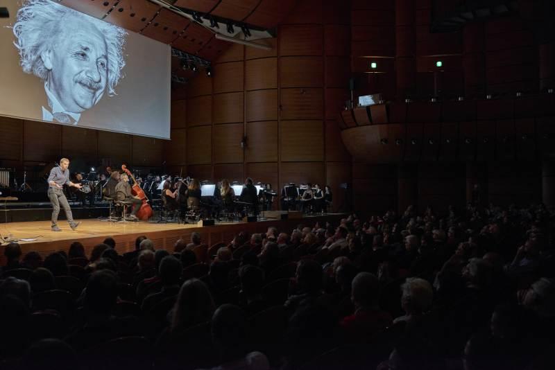 lezione concerto Il cervello musicale a Milano