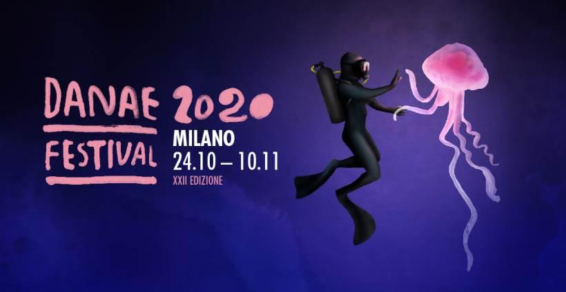 cosa fare sabato 24 ottobre a Milano: spettacoli Danae Festival