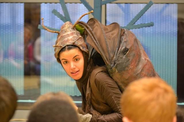Cosa fare coi bambini a Milano domenica 11 ottobre: spettacoli allo Spazio Teatro 89