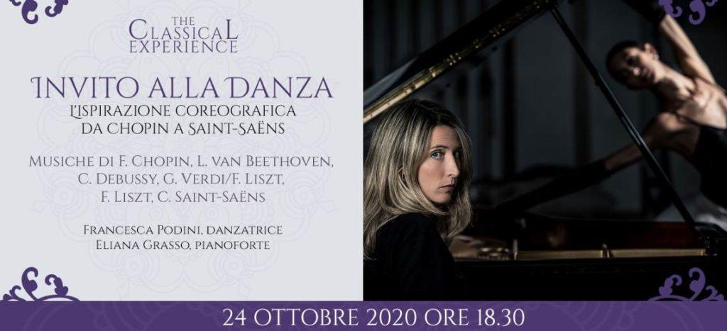 concerto Milano Classica di sabato 24 ottobre