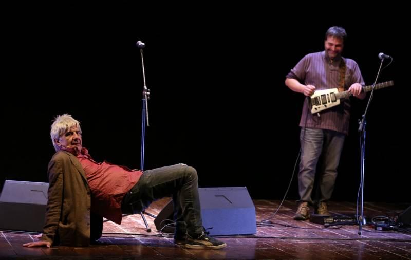 cosa fare a Milano venerdì 16 ottobre: Gene Gnocchi in concerto allo Zelig Cabaret
