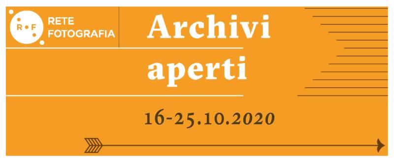 Archivi Aperti - Sesta Edizione dal 16 al 25 ottobre