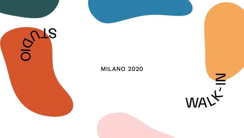 Walk-In Studio 2020: eventi in programma a Milano dal 20 al 24 ottobre