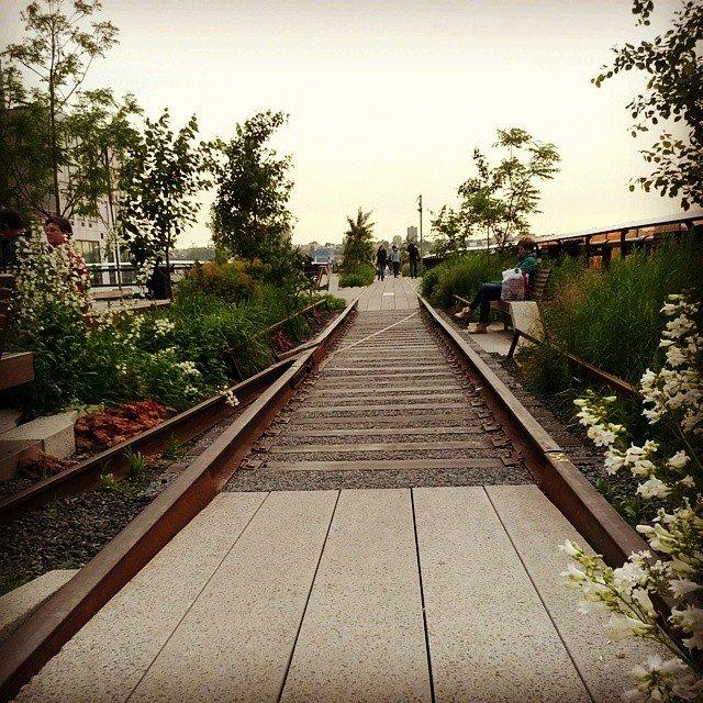 Open House Worldwide Festival: High Line di New York