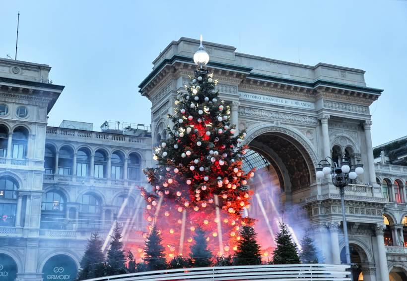 Albero di Natale in Piazza Duomo a Milano: quando sarà acceso?