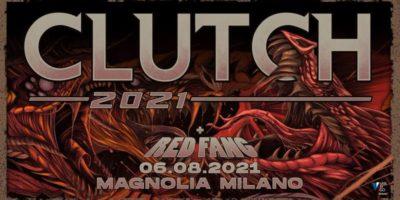 Clutch e Red Fang in concerto al Circolo Magnolia di Milano