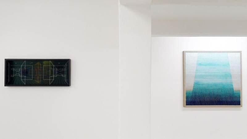 gallerie d'arte aperte a Milano: The Flat - Massimo Carasi