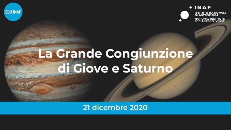 Scienza, eventi del 21 dicembre: Giove e Saturno, l'incontro dei giganti
