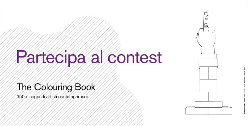 The Colouring Book - Contest del Museo delle Culture di Milano