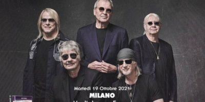 DEEP PURPLE live a Milano: prevendite biglietti aperte su Ticketone per il concerto del 19 ottobre 2021