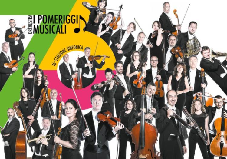 I Pomeriggi Musicali: concerto gratuito in streaming di sabato 16 gennaio