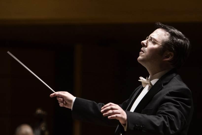 sabato 13 marzo concerto pomeriggi musicali direttore Feddeck